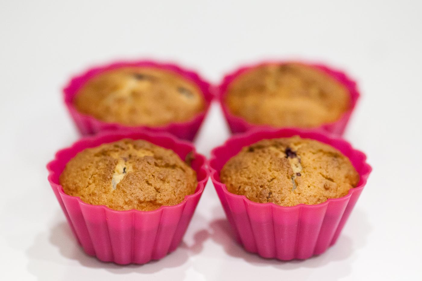 Творожное печенье с ягодами рецепт